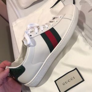 Gucci New Ace Sneaker BRAND NEW
